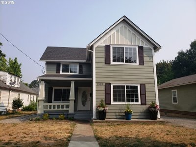 Forest Grove Single Family Home Bumpable Buyer: 2107 17th Ave