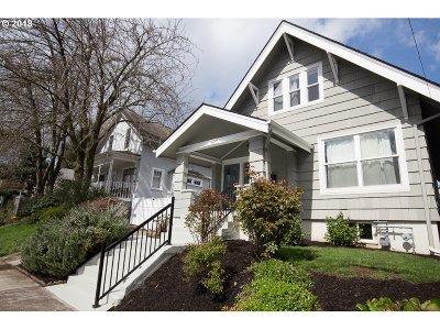 Multi Family Home For Sale: 627 NE San Rafael St