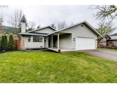 Springfield Single Family Home For Sale: 7287 A St