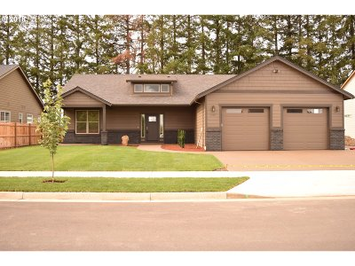 Stayton Single Family Home For Sale: 2197 Deer Ave