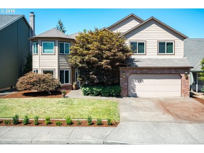 Tigard Single Family Home For Sale: 12619 SW Falcon Rise Dr