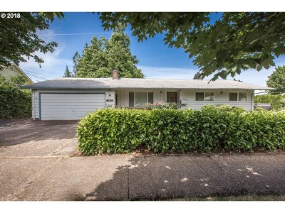 Springfield Single Family Home For Sale: 1150 6th St