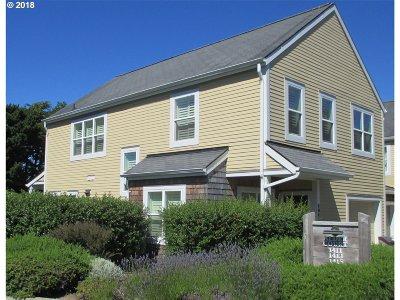 Bandon Single Family Home For Sale: 1411 Alder Ct