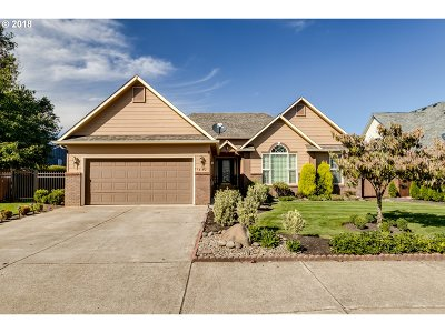 Cottage Grove, Creswell Single Family Home For Sale: 1440 Village Dr