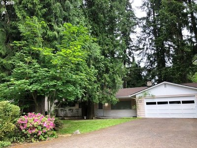 Vancouver Single Family Home For Sale: 7320 NE 70th St