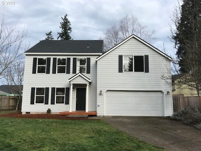 Wilsonville, Canby, Aurora Single Family Home For Sale: 1414 S Birch Ct