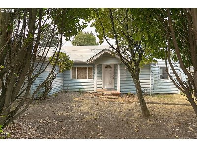 Single Family Home For Sale: 1951 SE 117th Ave
