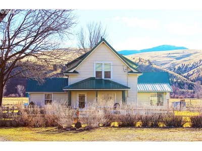 Grant County Single Family Home For Sale: 59122 Highway 26