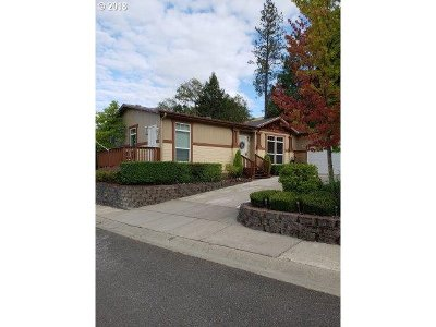 Canyonville Single Family Home Bumpable Buyer: 370 Knoll Terrace Dr
