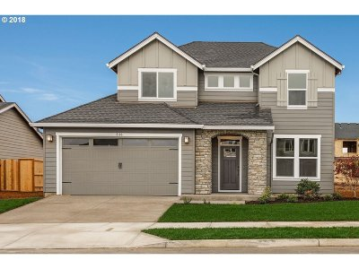 Wilsonville, Canby, Aurora Single Family Home For Sale: 2185 SE 10th Pl #Lot74