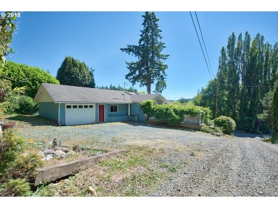 Coos Bay Single Family Home For Sale: 93462 Timber Ln