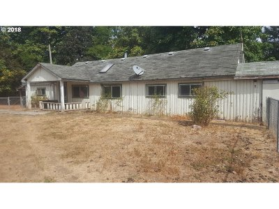 Cottage Grove, Creswell Single Family Home For Sale: 77373 Mosby Creek Rd