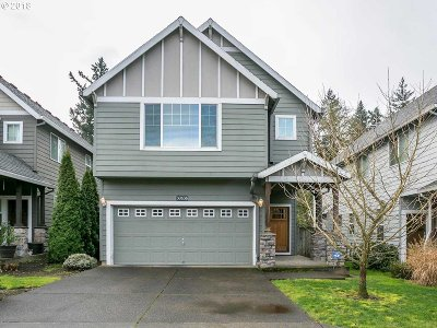 Wilsonville, Canby, Aurora Single Family Home For Sale: 30636 SW Ruth St