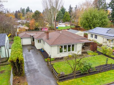 Beaverton Single Family Home For Sale: 135 SW 131st Ave