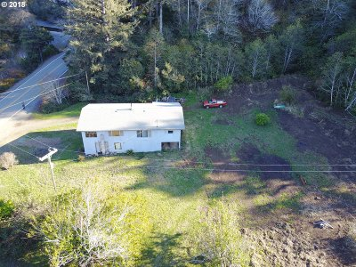 Gold Beach OR Single Family Home For Sale: $153,775