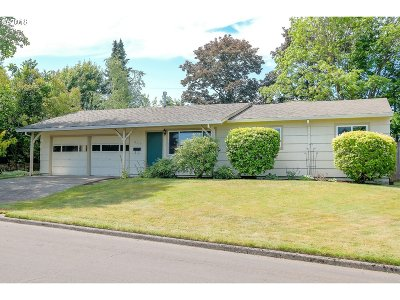 Beaverton Single Family Home For Sale: 14230 SW Alibhai St