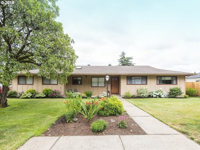 Beaverton Single Family Home For Sale: 18230 SW Jaylee St