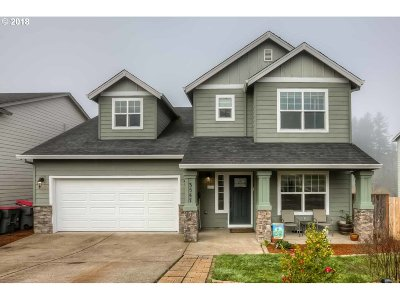 McMinnville Single Family Home For Sale: 3547 NE Spring Meadow Dr