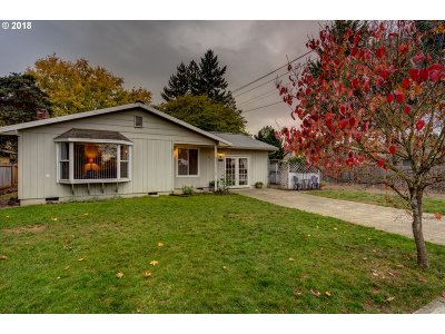 Canby Single Family Home Pending: 213 N Douglas St