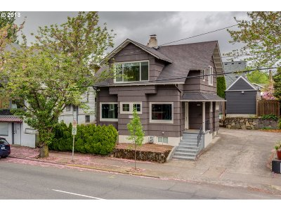 Single Family Home For Sale: 2905 NE Broadway St