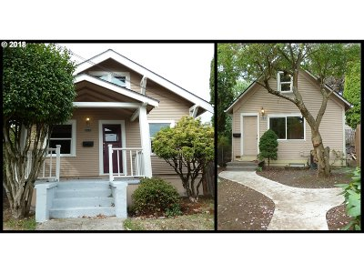 Clackamas County, Multnomah County, Washington County Single Family Home For Sale: 5925 N Campbell Ave