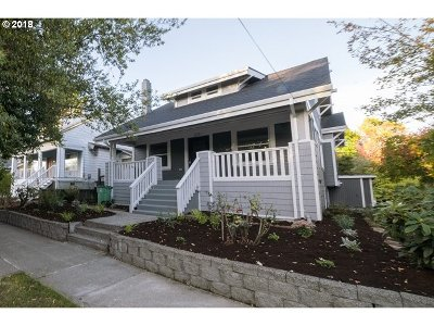 Single Family Home For Sale: 2211 SE 32nd Pl