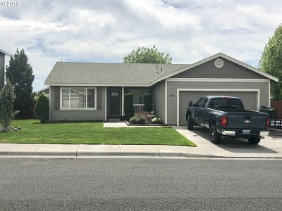 Hermiston Single Family Home For Sale: 1983 Prickly Pear Dr NW