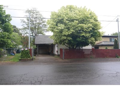 Vancouver Single Family Home For Sale: 1801 Todd Rd