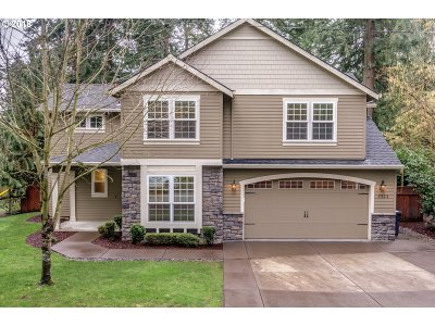 Lake Oswego Single Family Home For Sale: 5524 Washington Ct