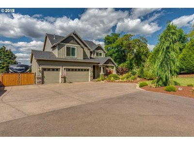 Oregon City Single Family Home For Sale: 14815 Henrici Rd