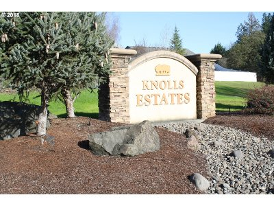 Sutherlin Residential Lots & Land For Sale: 1780 Scardi Blvd