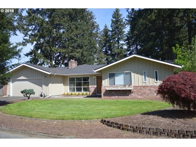 Portland Single Family Home For Sale: 14007 SE Stephens St