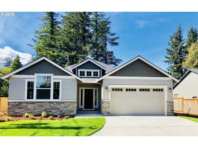 Troutdale Single Family Home For Sale: 229 SW Cherry Park Rd