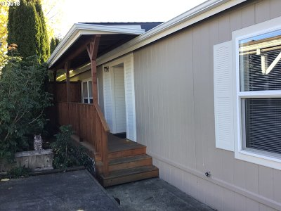 Beaverton Single Family Home For Sale: 21000 NW Quatama Rd #177