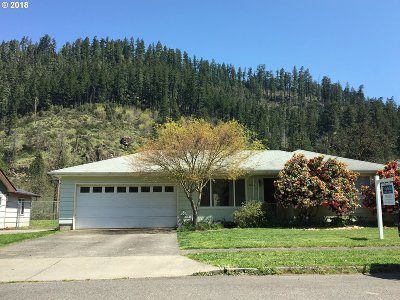 Single Family Home For Sale: 77055 Westridge Ave