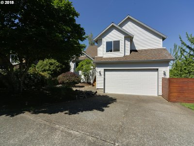 Beaverton Single Family Home For Sale: 18705 SW Marne Ct