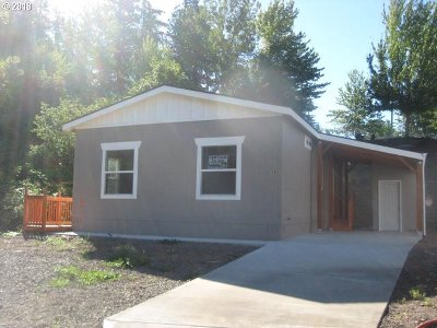 Canby Single Family Home Pending: 1655 S Elm St #13