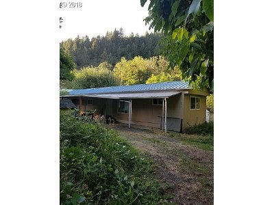 Elkton Single Family Home For Sale: 293 Steelhead Dr