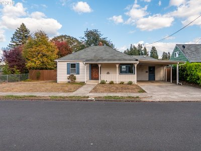 Sweet Home Single Family Home Pending: 835 7th Ave