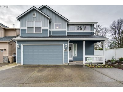 Wilsonville, Canby, Aurora Single Family Home For Sale: 7738 SW Roanoke Dr
