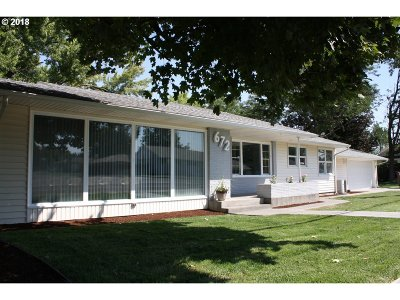 Hermiston Single Family Home For Sale: 672 W Highland Ave
