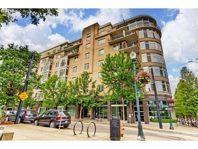 Northwest Heights, Pearl, Old Town, Arlington Heights, Sylvan Highlands, Sylvan, Highlands, Forest Heights Condo/Townhouse For Sale: 1133 NW 11th Ave #515