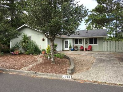 Florence OR Single Family Home For Sale: $239,000