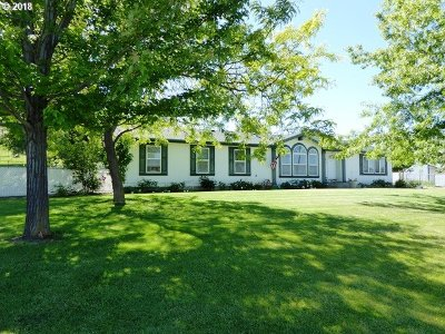 Baker County Single Family Home For Sale: 35 Foothill Dr