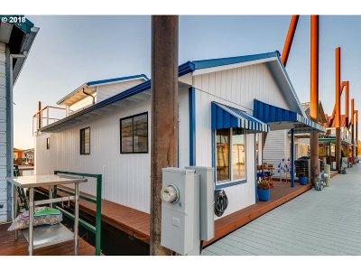 Single Family Home For Sale: 19609 NE Marine Dr