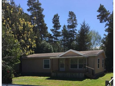 Single Family Home For Sale: 1575 N Lake Rd