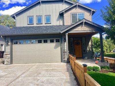 West Linn Single Family Home For Sale: 2759 Cambridge St