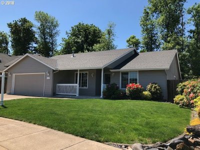 Cottage Grove, Creswell Single Family Home For Sale: 1329 Tasa Creek