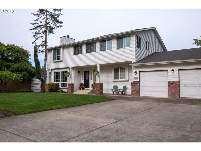 Wilsonville, Canby, Aurora Single Family Home For Sale: 1140 N Ash St
