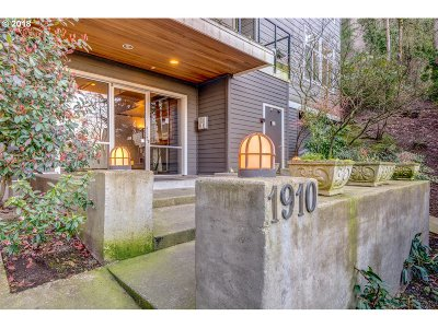 Portland Condo/Townhouse For Sale: 1910 SW 18th Ave #10